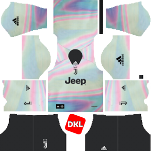DLS FIFA 19 Adidas Digital 4th Kits