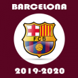 Barcelona Dls/Fts Kits and Logo 2019-2020