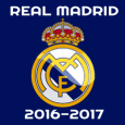Real Madrid Dls/Fts Kits and Logo 2016-2017