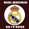Real Madrid Dls/Fts Kits and Logo 2019-2020