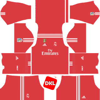 Real Madrid Dls Dream League Soccer Kits And Logo 2017 2018 Dlskitslogo
