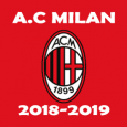 AC Milan Dls/Dream League Soccer Kits and Logo 2018-2019