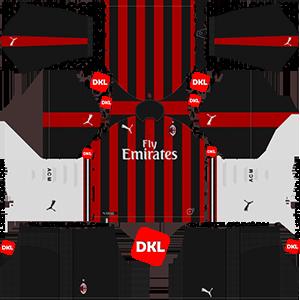 Ac Milan 2018 2019 Dls Kits Logo Dlskitslogo