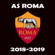 AS Roma FC 2018-2019 Dls/Dream League Soccer Kits and Logo