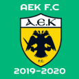 AEK F.C 2019-20 DLS/FTS Kits and Logo