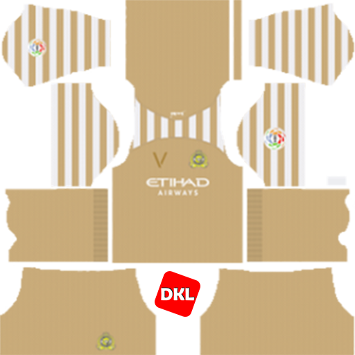Al-Nassr FC 512x512 Dls/Dream League Soccer Kits and Logo GK Away - 2019-2020 Dream League Soccer
