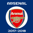 DLS Arsenal 2017-2018 Kits and Logo