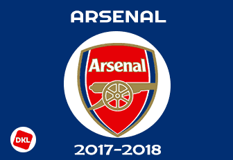reputable site db0b6 960a1 Arsenal Dls/Dream League Soccer Kits and Logo 2017-2018 ...
