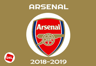 online store 301ab 90718 Arsenal F.C Dls/Dream League Soccer Kits and Logo 2018-2019 ...