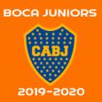 Boca Juniors 2019-2020 DLS/FTS Kits and Logo