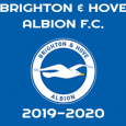 Brighton & Hove Albion F.C. 2019-2020 DLS/FTS Kits and Logo