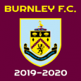 Burnley F.C. 2019-2020 DLS/FTS Kits and Logo