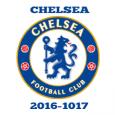 Chelsea Dls/Dream League Soccer Kits and Logo 2016-2017