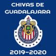 Chivas De Guadalajara 2019-2020 DLS/FTS Kits and Logo