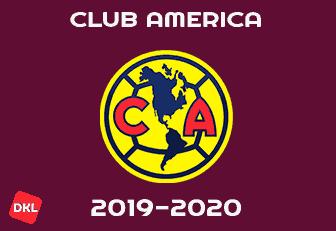 Club America 2019-2020 DLS/FTS Kits and Logo