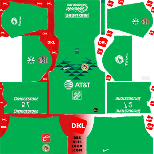 Club America 2019-2020 Dls/Fts Kits and Logo Third - Dream League Soccer
