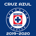 Cruz Azul 2019-2020 DLS/FTS Kits and Logo