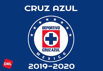 Cruz Azul 2019-2020 DLS/FTS Kits and Logo