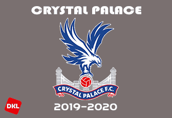 Crystal Palace F.C 2019-2020 DLS/FTS Kits and Logo