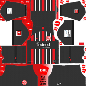 Eintracht Frankfurt 2019-20 DLS/FTS Kits and Logo