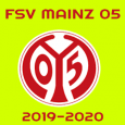 FSV Mainz 05 2019-20 DLS/FTS Kits and Logo