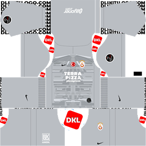 Galatasaray 2019-2020 DLS Formalar/Logo Kaleci 3 - Dream League Soccer