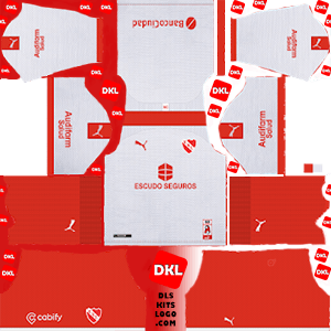 Independiente 2019-2020 DLS/FTS Kits and Logo