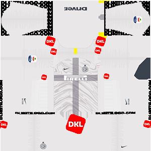Inter Milan Dls/Dream League Soccer Kits and Logo Third - 2018-2019 Dream League Soccer