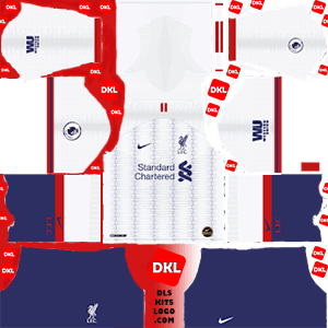 Liverpool Nike Dls/FTS Kits and Logo 2019-2020