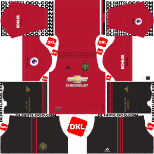 Manchester United Dls/Dream League Soccer Kits and Logo 2019-2020