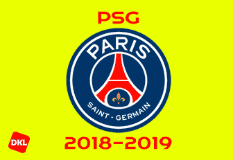 Paris Saint Germain Psg 2018 2019 Dls Kits Logo Dlskitslogo