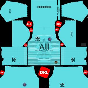PSG Adidas 2019-2020 Dls Kits and Logo