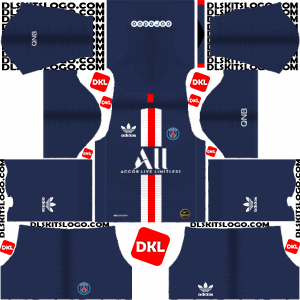 PSG Adidas 2019-2020 Dls Kits and Logo
