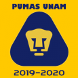 Pumas UNAM 2019-2020 DLS/FTS Kits and Logo