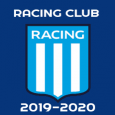 Racing Club 2019-2020 DLS/FTS Kits and Logo
