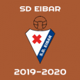 SD Eibar 2019-2020 DLS/FTS Kits and Logo