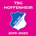 TSG Hoffenheim 2019-20 DLS/FTS Kits and Logo