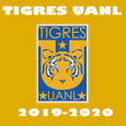 Tigres UANL 2019-2020 DLS/FTS Kits and Logo