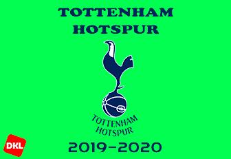 Tottenham Hotspur 2019 2020 Dls Fts Kits And Logo Dlskitslogo