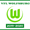 Vfl Wolfsburg 2019-2020 DLS/FTS Kits and Logo