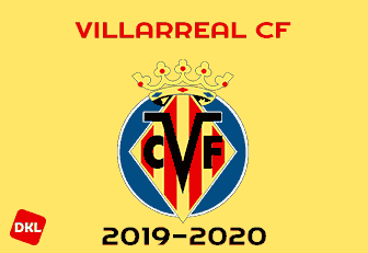 Villarreal CF 2019-2020 DLS/FTS Kits and Logo