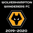 Wolverhampton Wanderers FC 2019-2020 DLS/FTS Kits and Logo