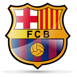 F.C. Barcelona 2019-2020 DLS Kits/Forma and Logo