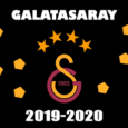 Galatasaray 2019-2020 DLS Forma Kits Logo cover - Dream League Soccer