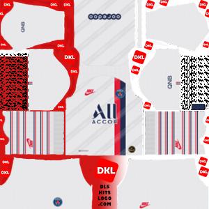 dls-PSG-Dream League Soccer-kits-2019-2020-thirdd