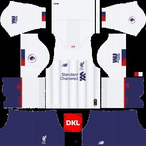 Dls Liverpool Kits 2019-2020 Nike Away