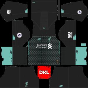 Dls Liverpool Kits 2019-2020 Nike Third