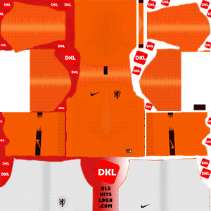 Netherlands 2019-2020 Dls/Fts Kits and Logo Home - Dream League Soccer