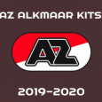 AZ Alkmaar 2019-2020 DLS/FTS Kits and Logo