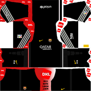 Dls Barcelona Kits 2015-2016 Gk Away